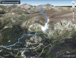 James Peak GPS Map copy