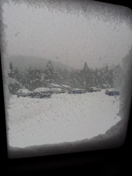 winterbearlakeparkinglot