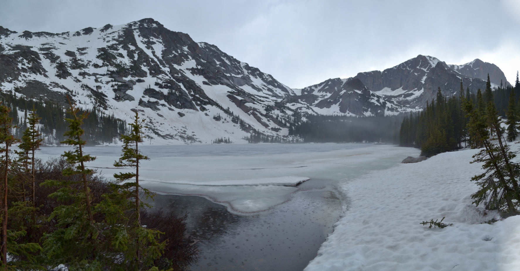 Thunder Lake June 13th 2015