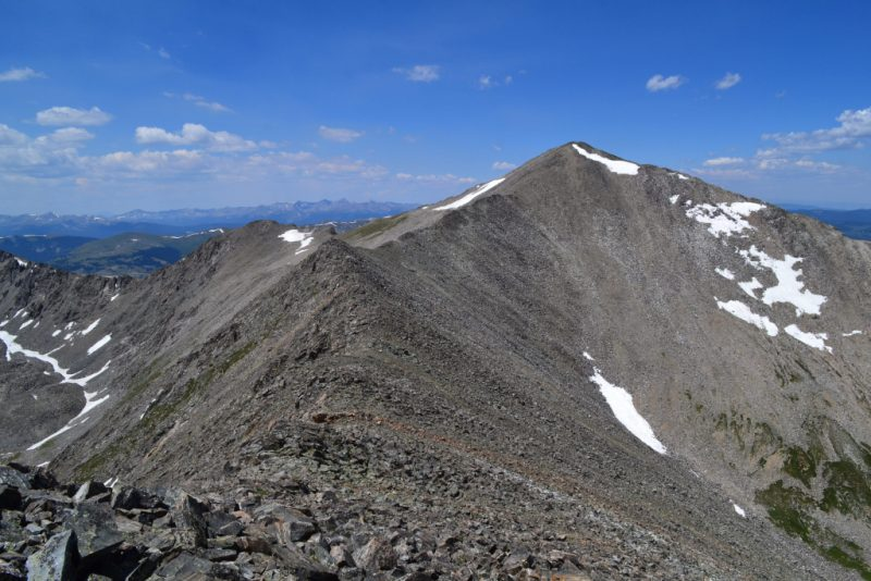 Remaining route to Crystal Peak