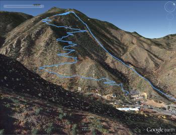 Google Earth GPS